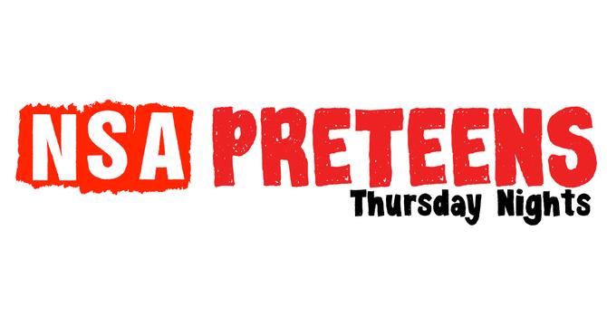 Preteen Thursday Night
