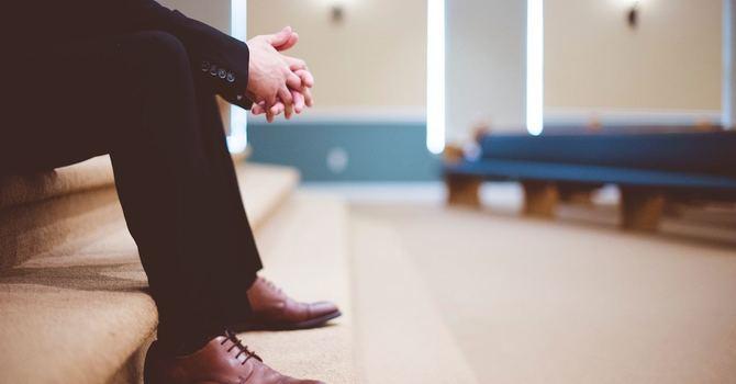 Adult Bible Study & Prayer Time