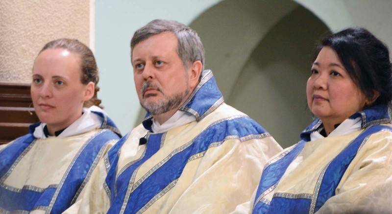 Induction of the Reverend Canon Fr. Kevin Hunt