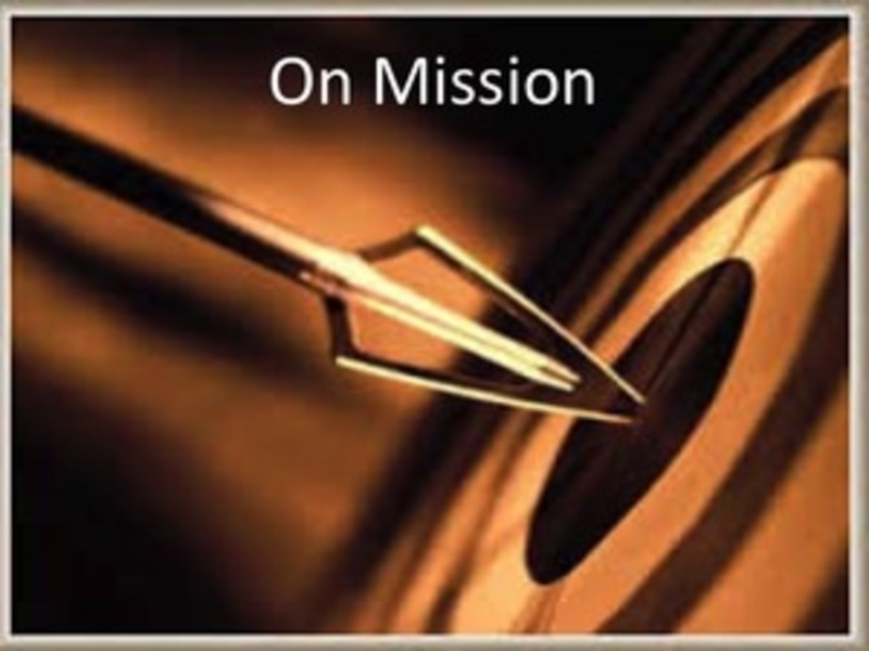 Small groups and the Mission of Jesus
