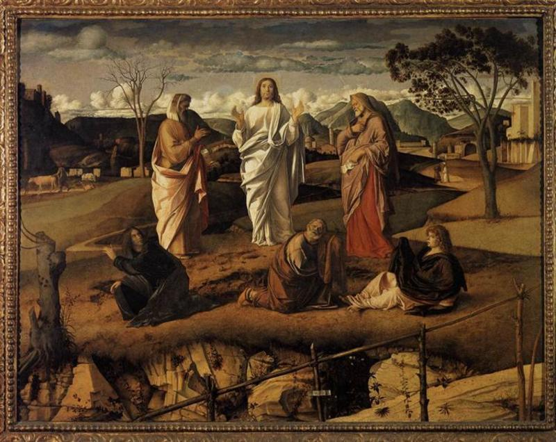 Sermon - The Last Sunday after the Epiphany