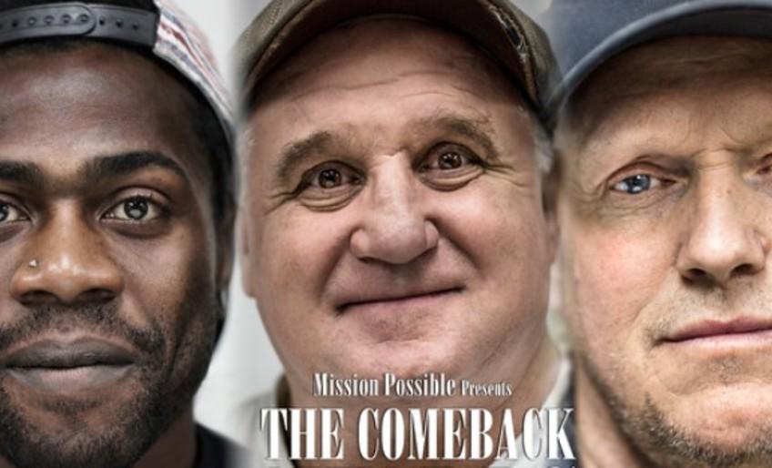 The Mission Possible Comeback Award Video 2016