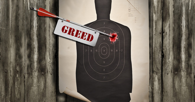 Greed image