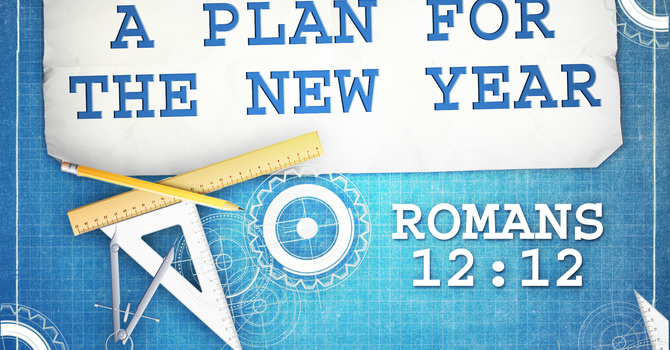A Plan for the New Year