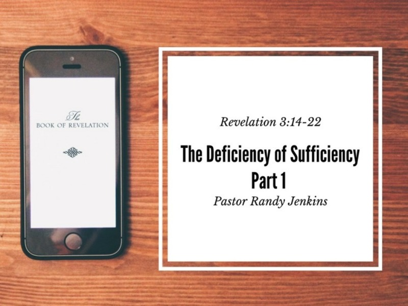 The Deficiency of Sufficiency