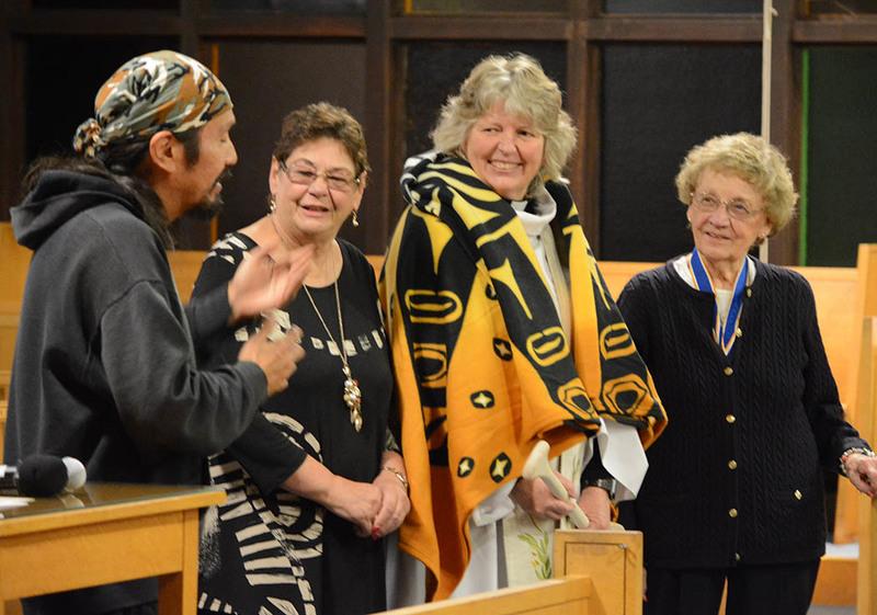Celebration of a New Ministry - The Rev. Karen Urquhart