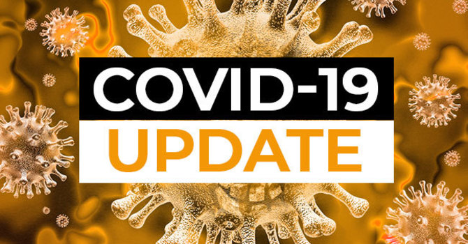 COVID-19 UPDATE 13 March 2020 image