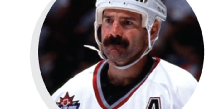 Dave Babych, ex-NHLer image