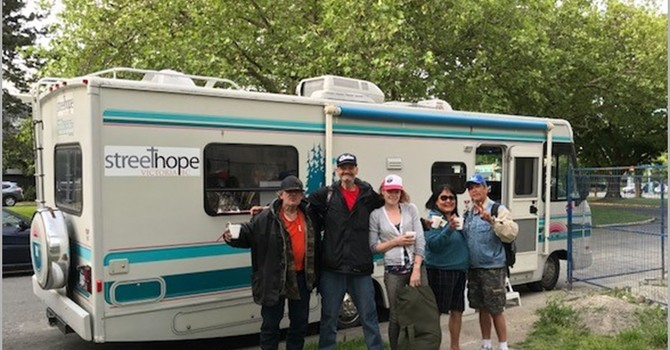 Street Hope Victoria Newsletter December 2018