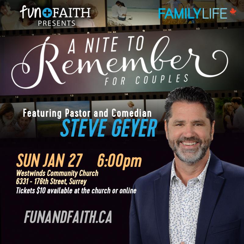 Steve Geyer - A Nite to Remember Part II