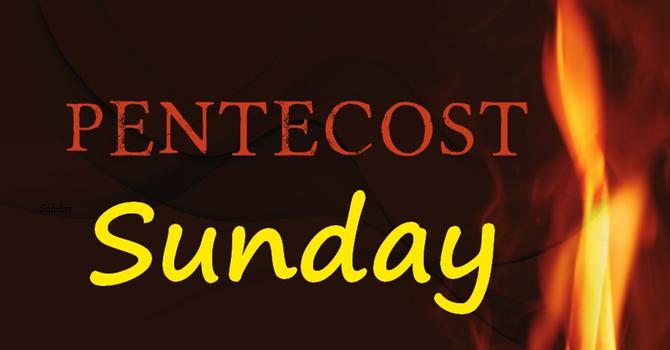 Ps. Matt - Pentecost Sunday
