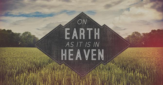 As it is in Heaven image