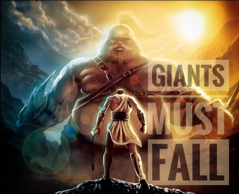 Giants Must Fall - Message One | GIANTS MUST FALL | Comox