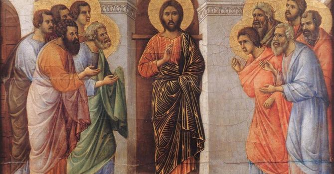 The Sunday after Easter image