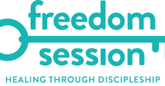 Freedom Session - Register Here image