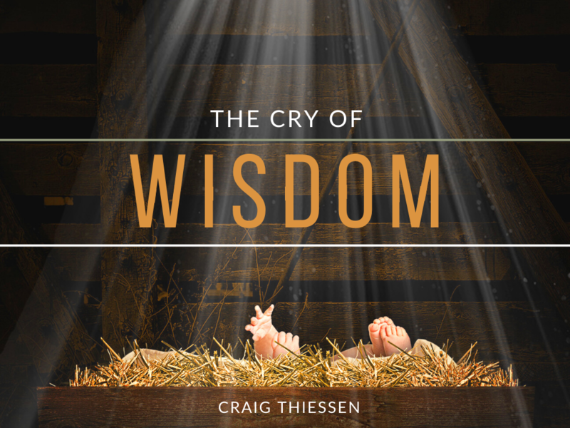 The Cry of Wisdom