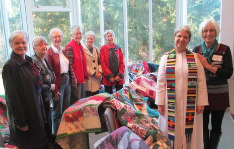 St. John's Quilters and Friends