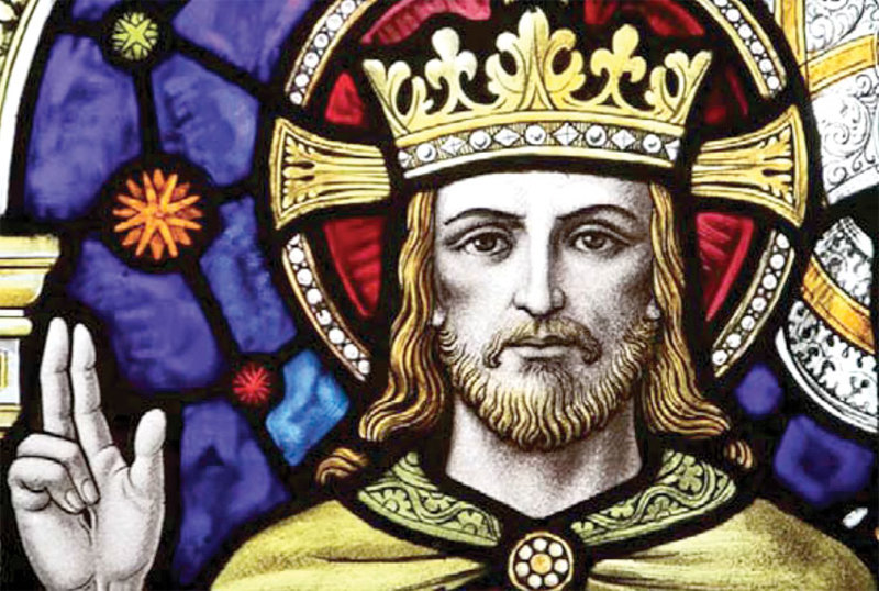 Jesus, King and Worker