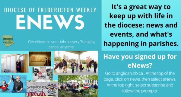 Do you get eNews each week?