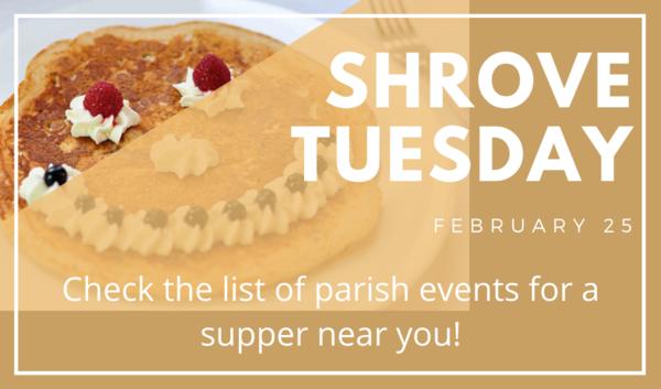 Shrove Tuesday events