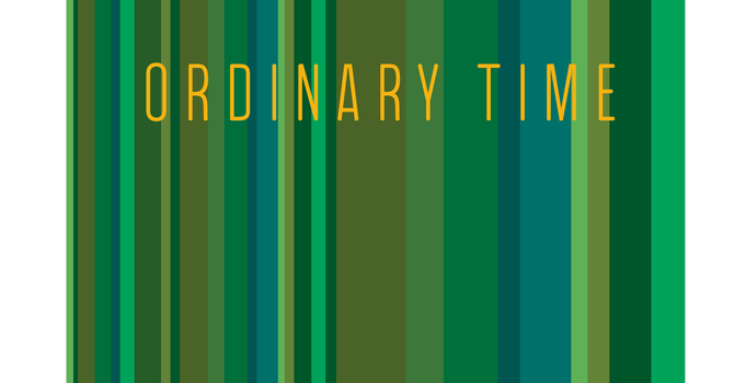 Ordinary Time Prayer Guide image