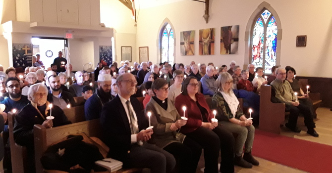 Prayer Vigil at Church of the Ascension image