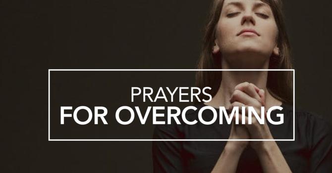 Prayers for Overcoming image