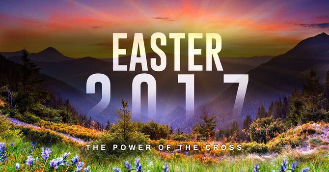 "Easter Message: ""Triumph Through Tragedy"" image"