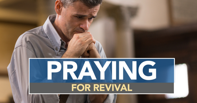 Praying for Revival image