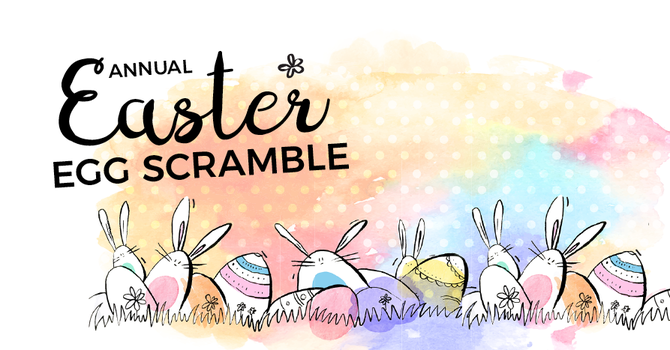 Easter Egg Scramble