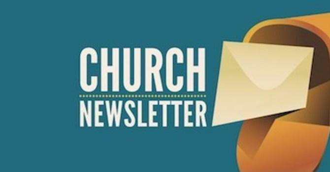 Advent & Christmas Newsletter image