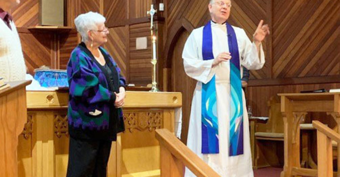 Celebrating 25 Years of Ordained Ministry