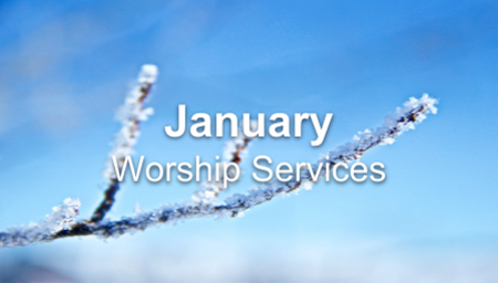 January Series-Early Hints about the Jesus to Come