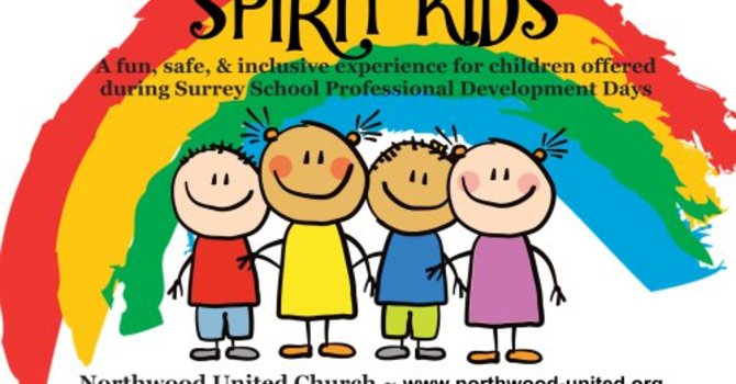 Spirit Kids ~ Pro D Fun Days for Kids image