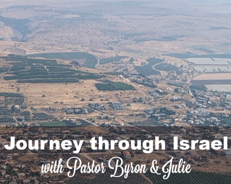 JOURNEY THROUGH ISRAEL