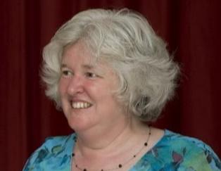 The Rev'd Dr. Carolyn Sharp