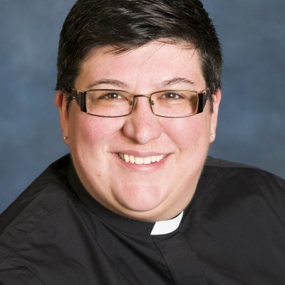 The Rev. Philippa Segrave-Pride