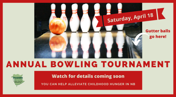 Bowling tournament is on again this year!