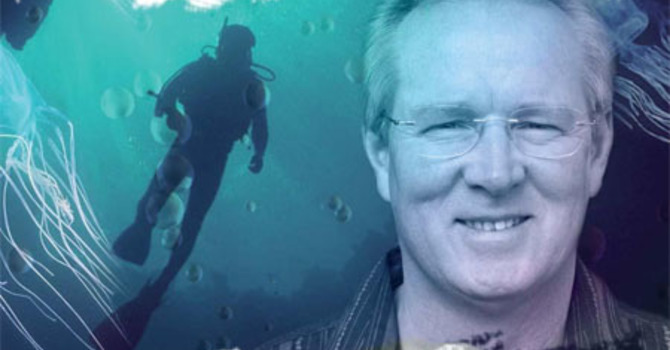 The Jellyfish Man - Ian McCormack