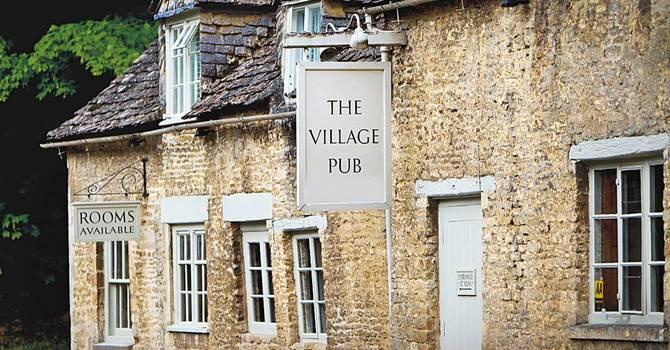 Why Would A Church Host a Pub Night? image