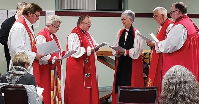 Reporter's Notebook:  Your Provincial Synod Play List image