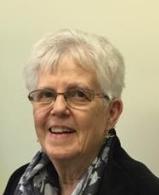 The Rev'd Frances Boutilier
