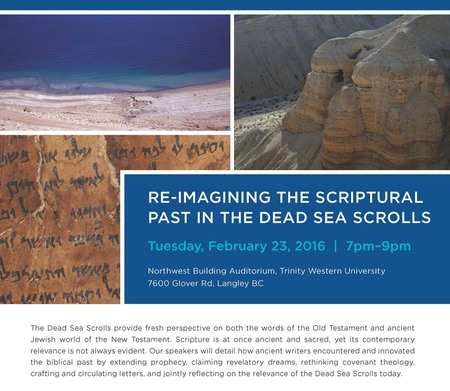 Re-Imagining the Past in the Dead Sea Scrolls