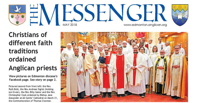 The Messenger May, 2018