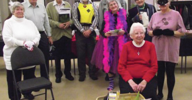 Powell River Parish Council puts on a Noah's Ark Play image