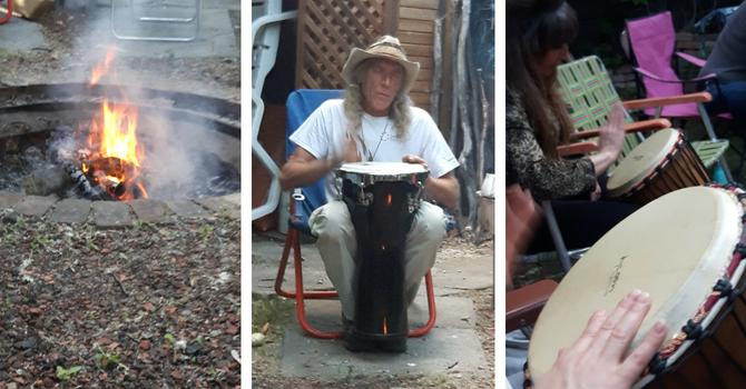 Summer Solstice Drum Circle image