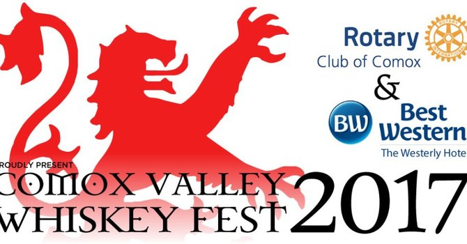 Comox Valley Whiskey Fest Fundraiser image