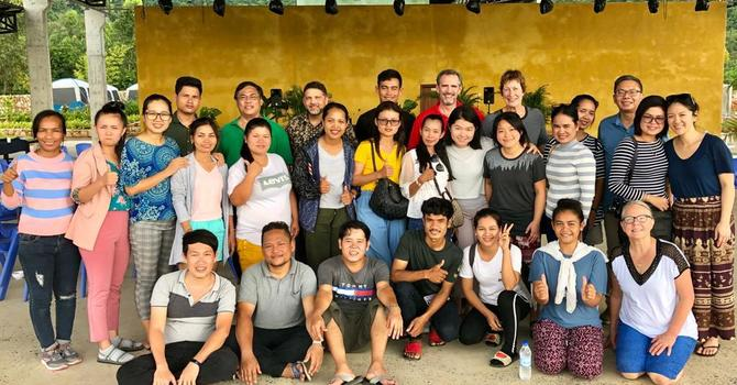 Cambodia Justice Journey