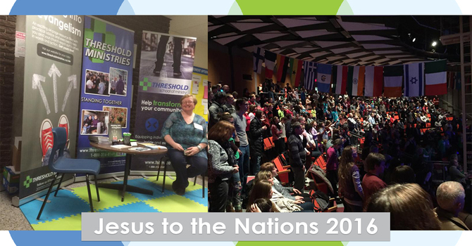 Jesus to the Nation 2016 image