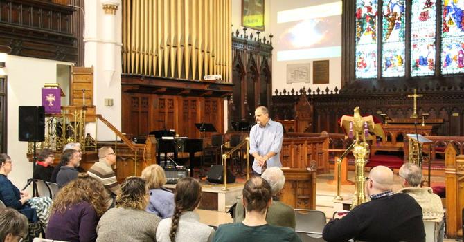 Brad Jersak Seminar: A More Christlike God image